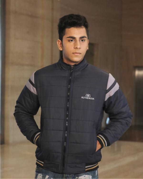 MJK MI6 08-NAVY WINTER JACKET
