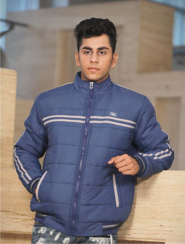 MJK MI6 09-AIR FORCE WINTER JACKET