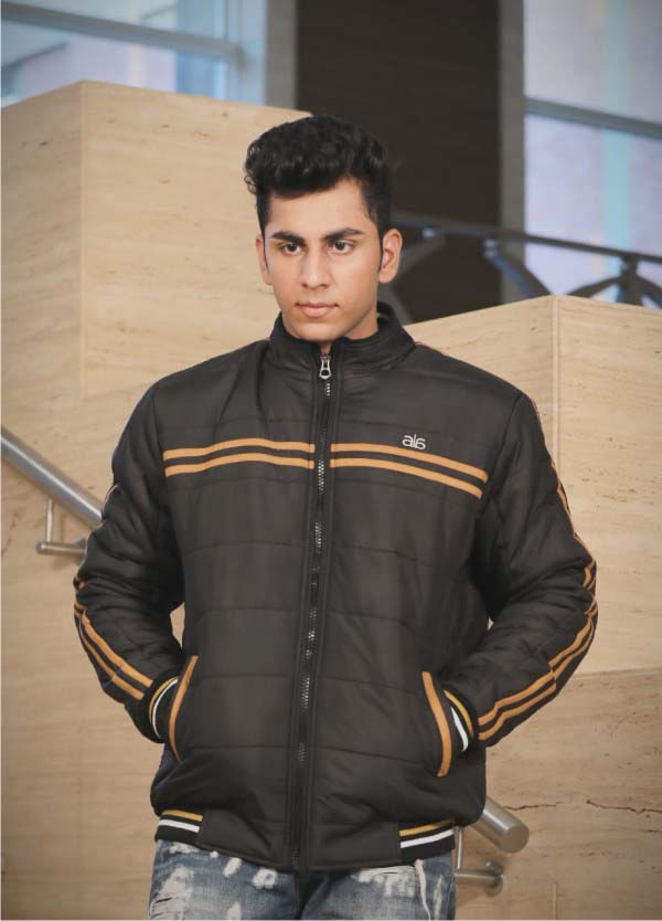 MJK MI6 09-BLACK 2 WINTER JACKET