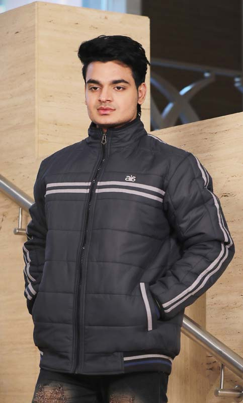 MJK MI6 09-NAVY WINTER JACKET