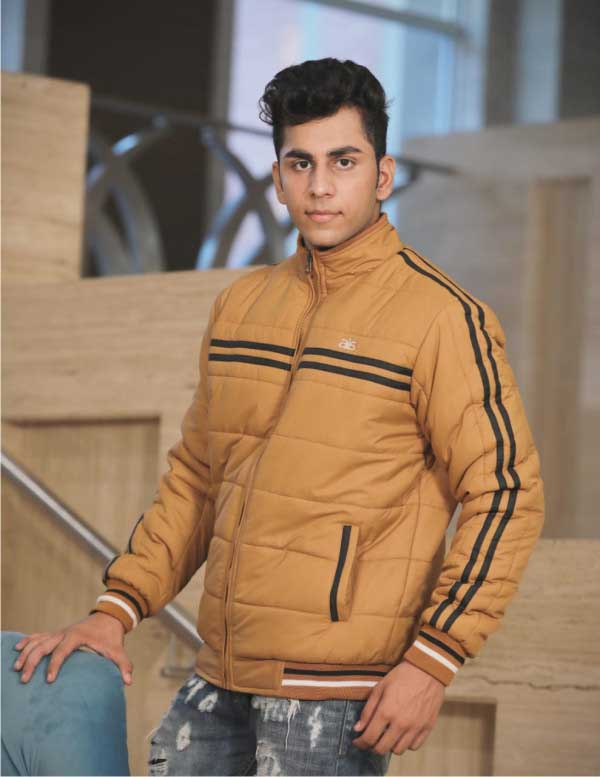 MJK MI6 09-TAN WINTER JACKET
