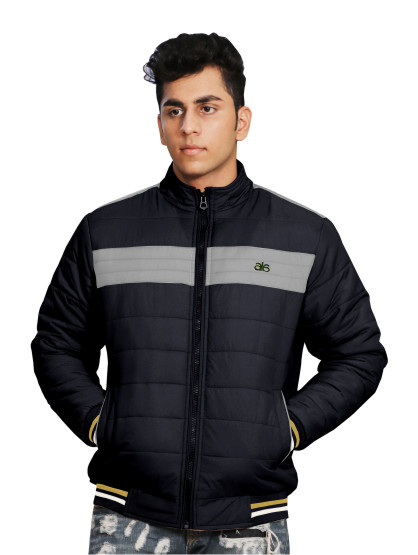 MJK MI6 10-Black WINTER JACKET