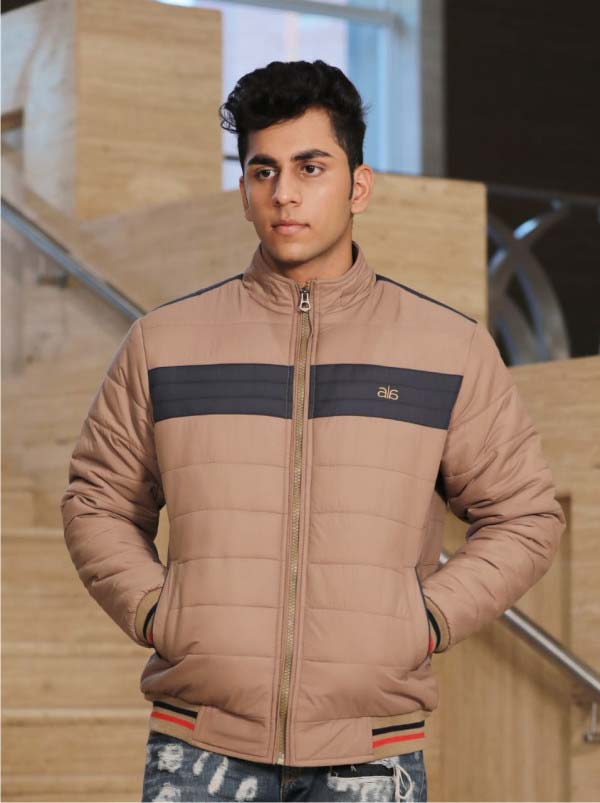 MJK MI6 10-CAMEL WINTER JACKET