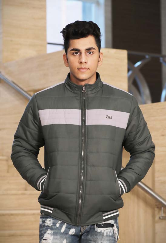 MJK MI6 10-MAHENDI WINTER JACKET