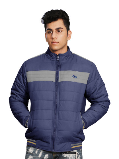 MJK MI6 10-NAVY WINTER JACKET