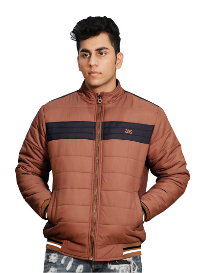 MJK MI6 10-TAN WINTER JACKET