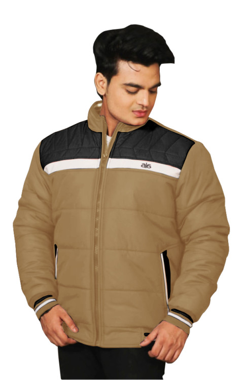 MJK MI6 11-CAMEL WINTER JACKET