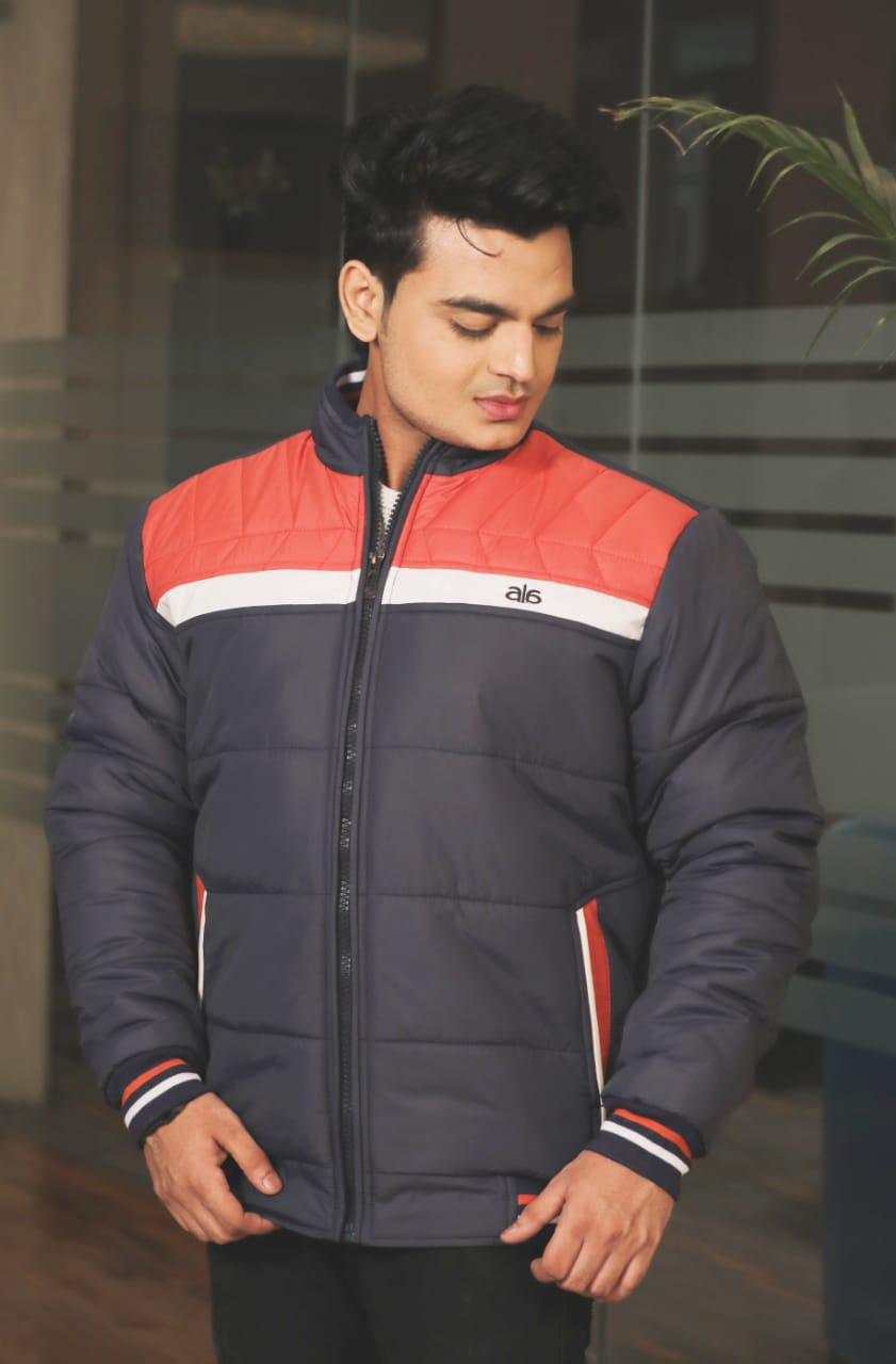 MJK MI6 11-NAVY WINTER JACKET