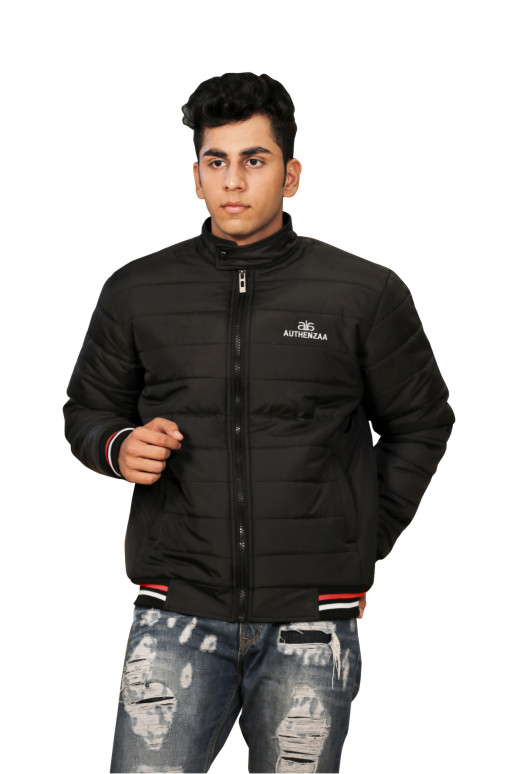 MJK MI6 12-BLACK WINTER JACKET
