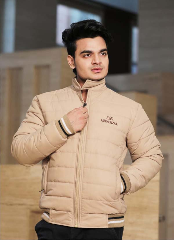 MJK MI6 12-L.CAMEL WINTER JACKET