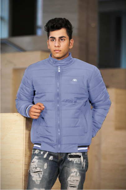 MJK MI6 13-GRAY WINTER JACKET