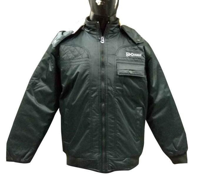 MI8 02 - Black Winter's Jacket