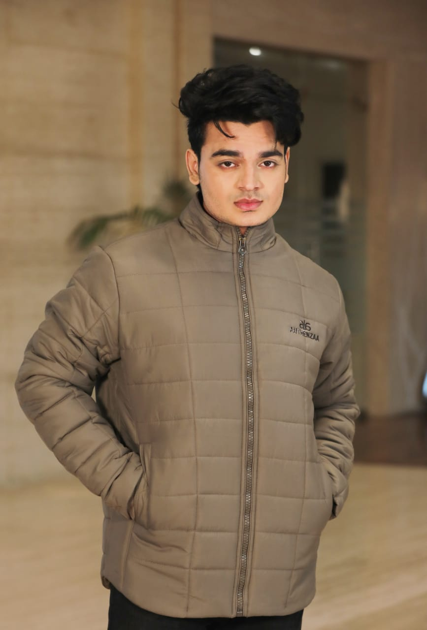 MJK MI6 05-OLIVE WINTER JACKET