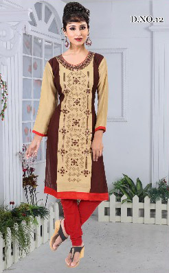 AF MOHINI 01-D NO 12 STYLISH WOMEN KURTY