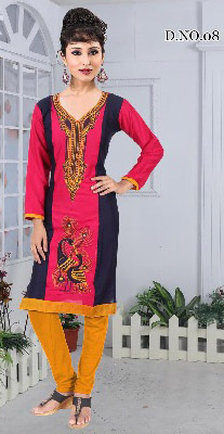 AF MOHINI 01-D NO 8 STYLISH WOMEN KURTY