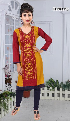 AF MOHINI 01-D  NO 9 STYLISH WOMEN KURTY