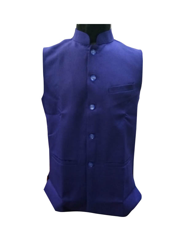 MOJ WF 03-ROYAL BLUE MODI JACKET