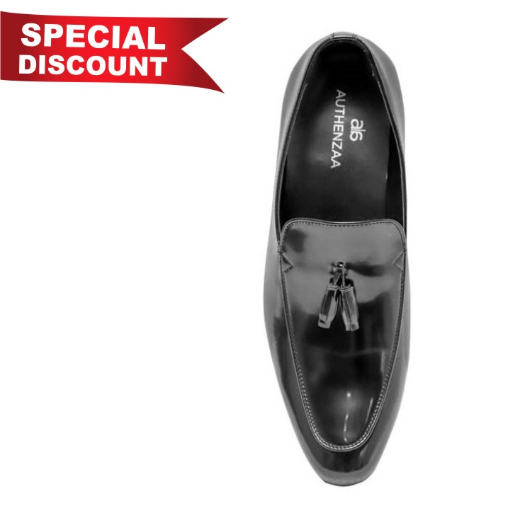 GR 22-BLACK MEN'S FORMAL SHOES