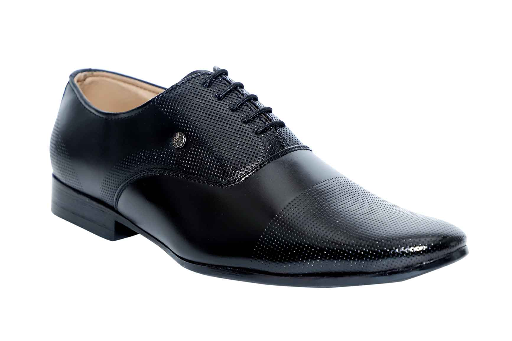 LZ-26-BLACK MN FORMAL SHOES