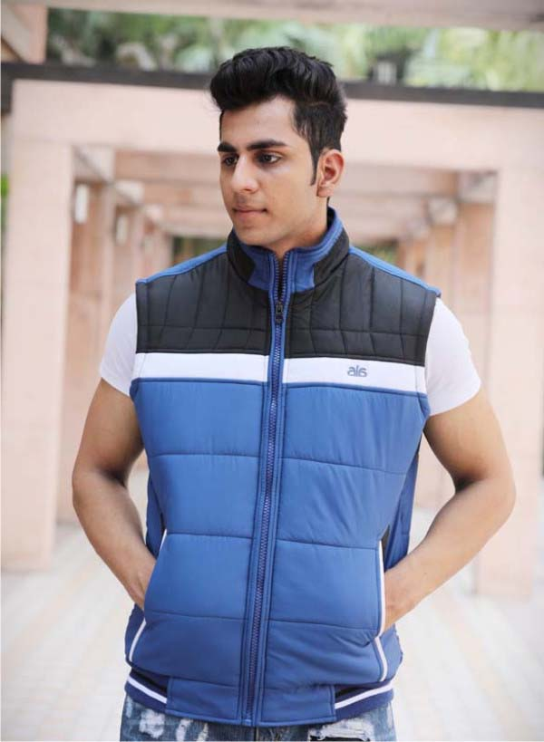 MSJK MI5 05-AIR FORCE SLEEVELESS WINTER JACKET