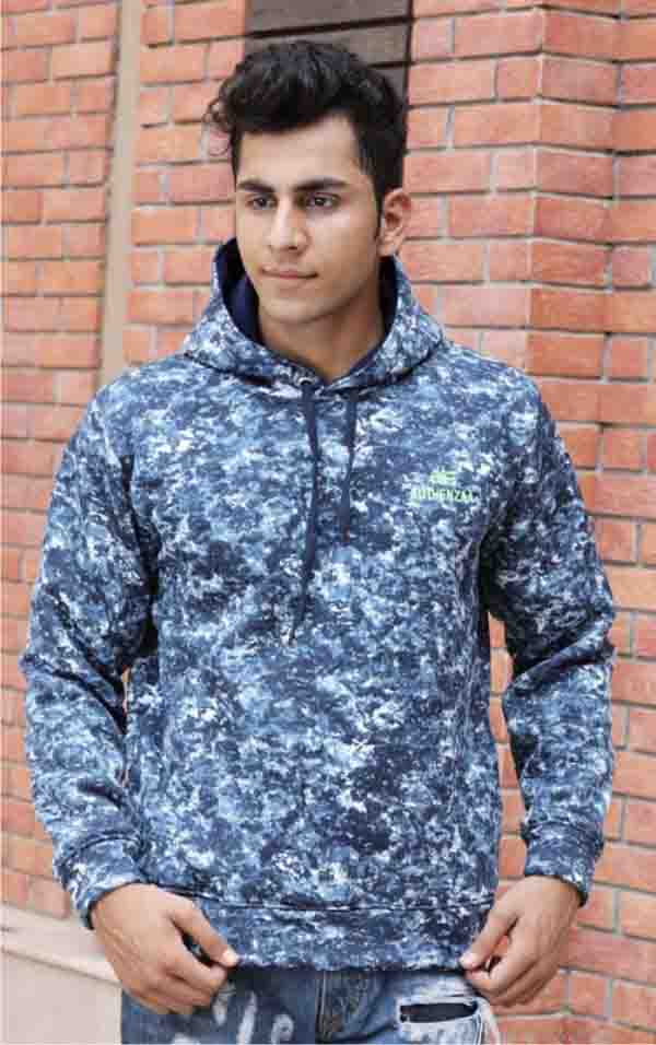 SWEAT SHIRT-LIGHT NAVY-MSS DW 31
