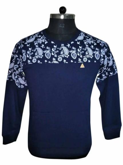 MSS DW030 - NAVY Sweat Shirt