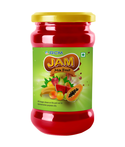 RICH RCM MIX FRUIT JAM (200g)