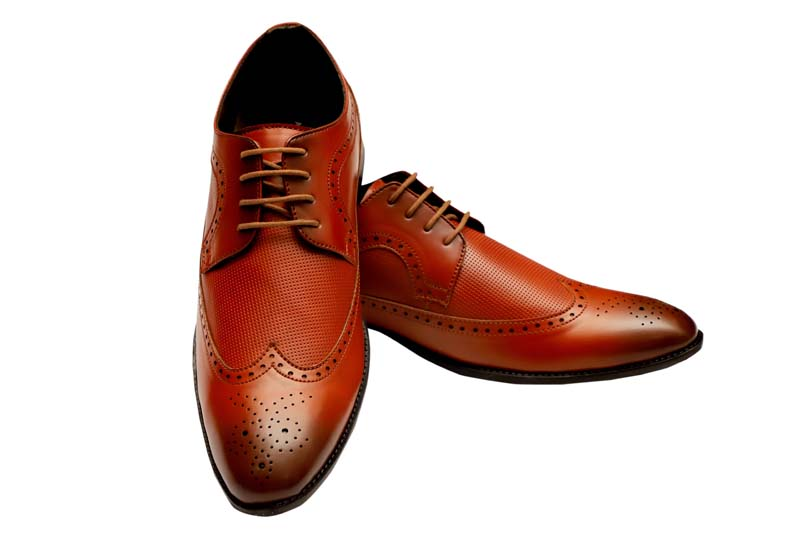 NTC 01-Brown Formal Shoes