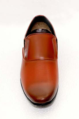 NTC 02-Brown Formal Shoes