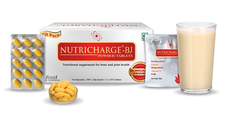 Advance Nutricharge B J Combo Pack