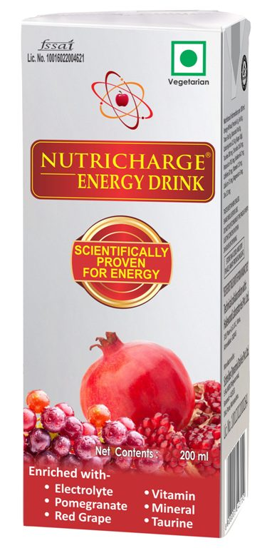 Nutricharge Energy Drink