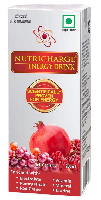 Nutricharge Energy Drink