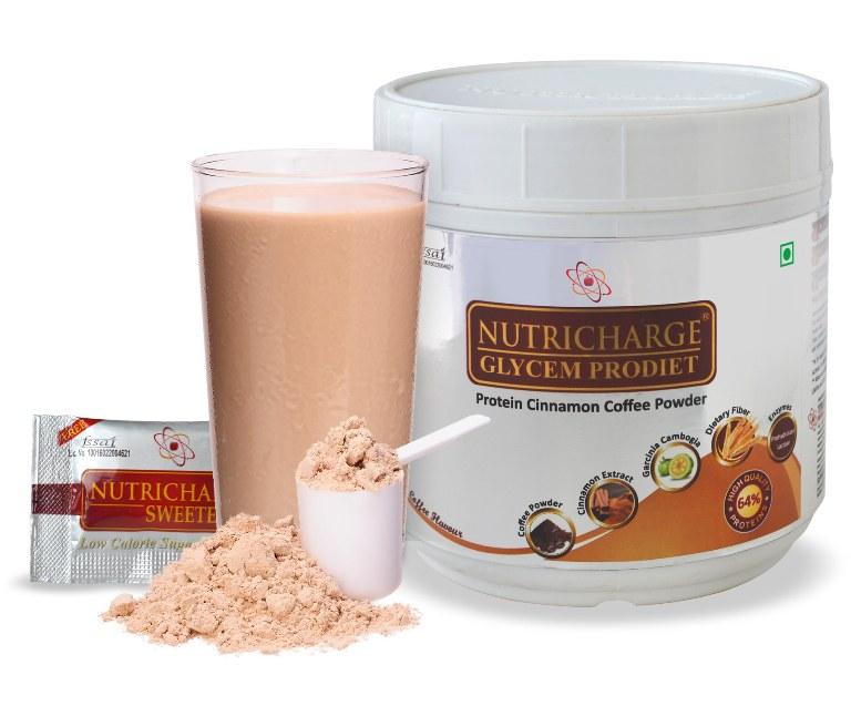 Nutricharge Glycem Pro Diet(500g)