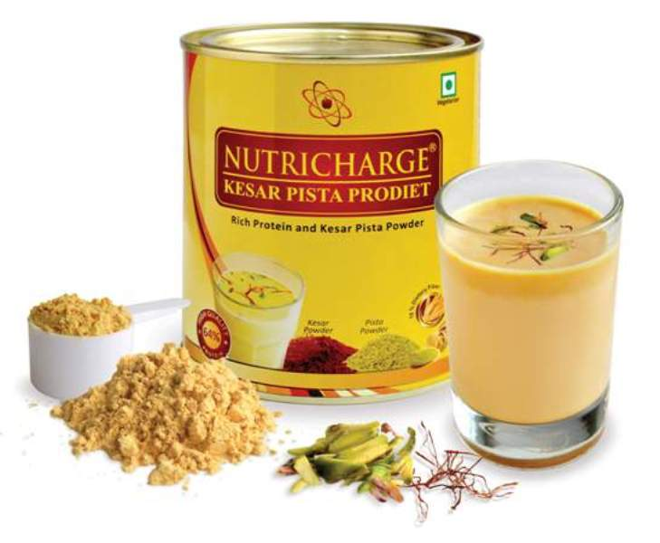Nutricharge Prodiet Kesar Pista(200g)