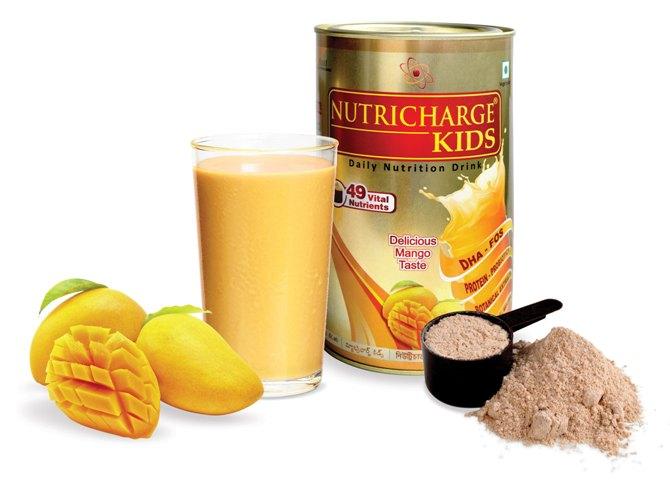 Nutricharge Kids Mango(300g)