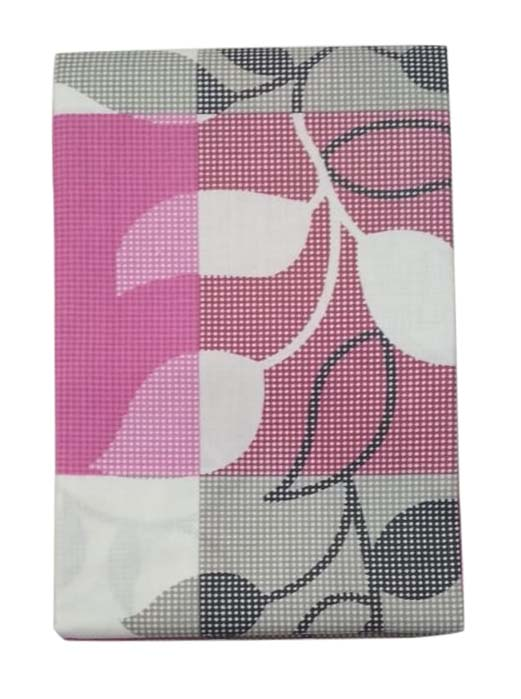 OPEL FEB 02-DESIGN 01 100% COTTON SINGLE BED SHEET