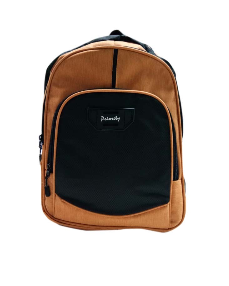 HS VALENTEENO 01-ORANGE/BLACK Backpack Bag