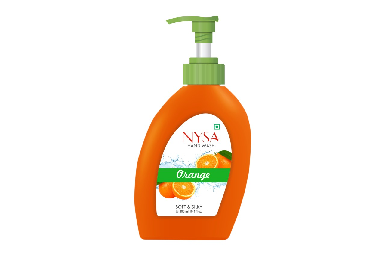 Nysa Orange Handwash(300 Ml)