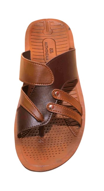 PWG 041 - Brown Diction Chappal