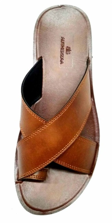 PWG 619 - Brown Diction Chappal