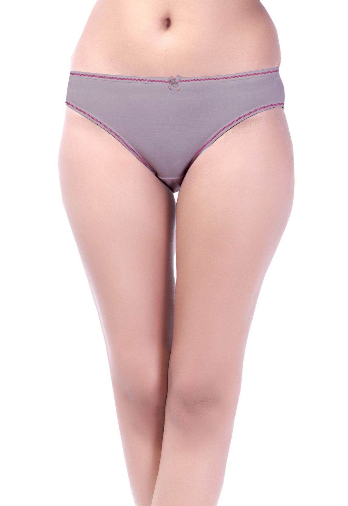 Wmn Panty KS040-P-PM-PR LIGHT BROWN
