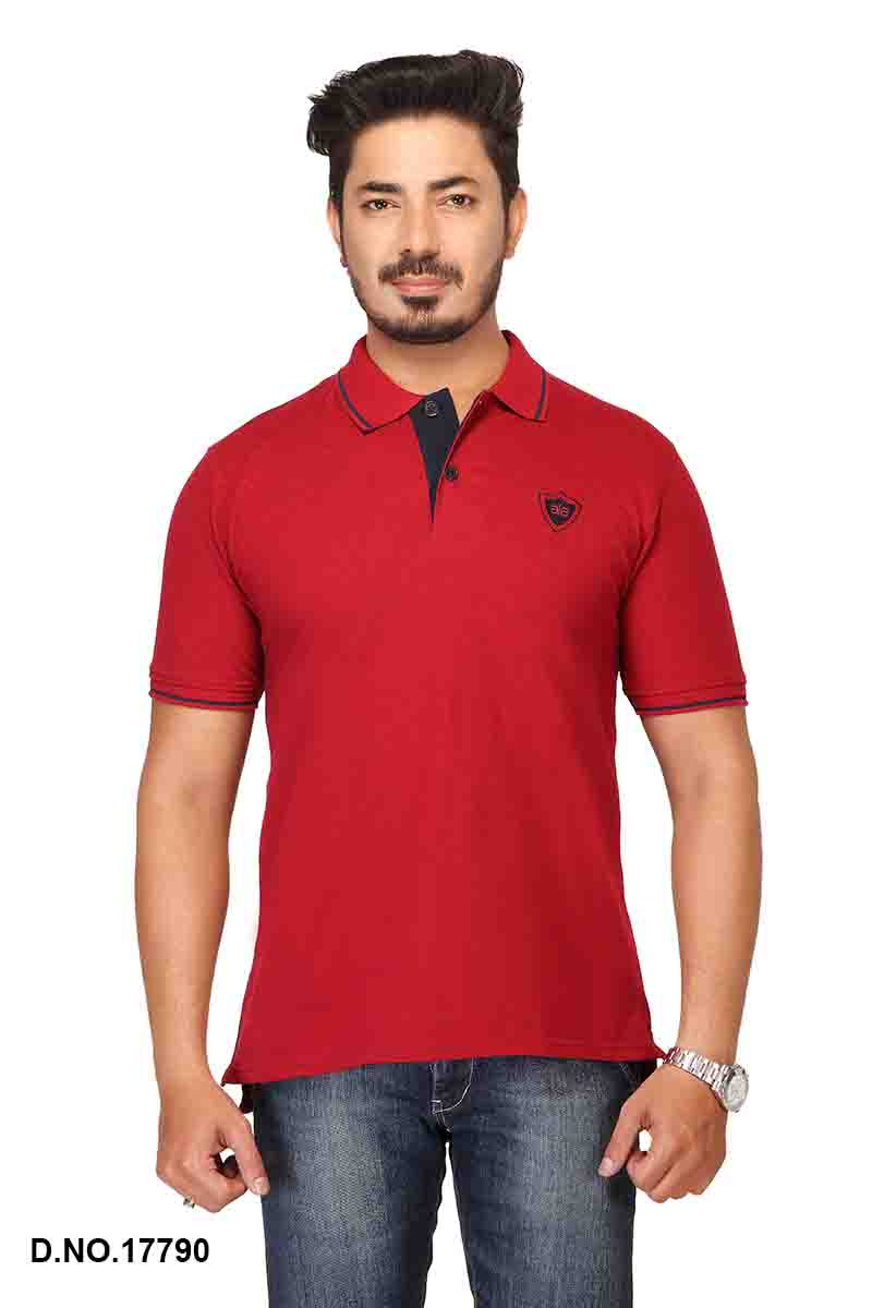 RE FPT 2-MAROON 11 POLO T SHIRT