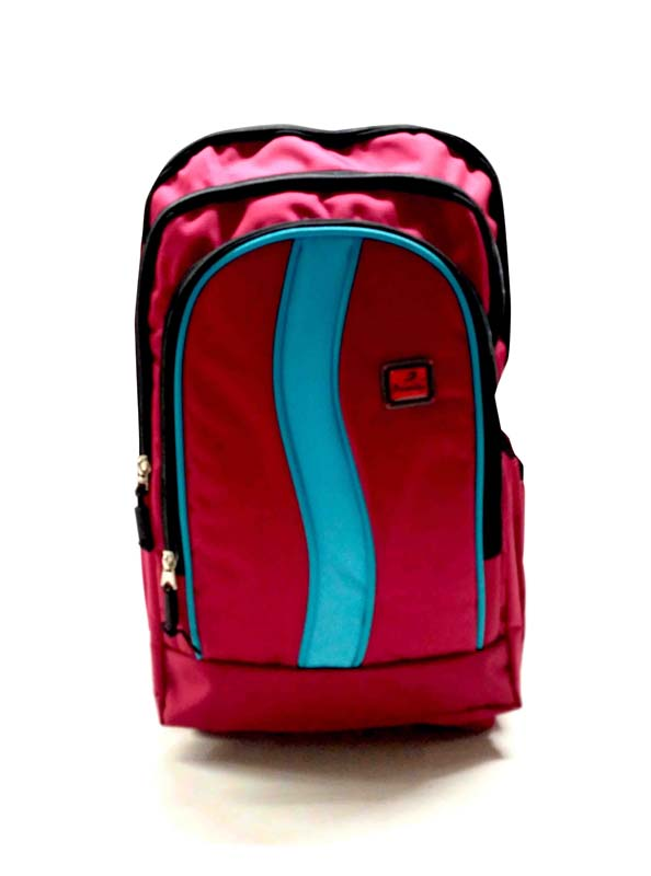 HS HUNDRED 02-RED/BLUE Backpack Bag