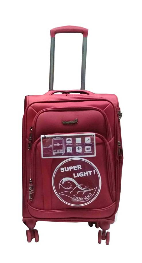 Jupiter1001 (20) 2018 Red- Travel Bag