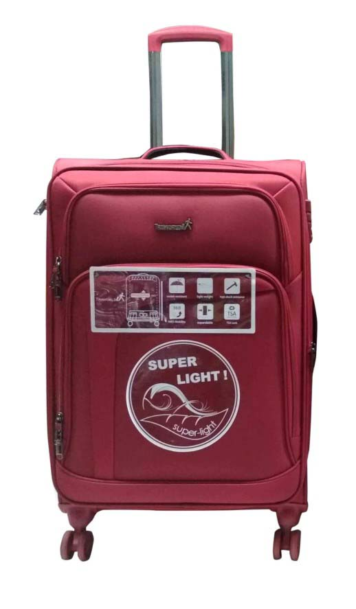 Jupiter1001 (24) 2018 Red- Travel Bag