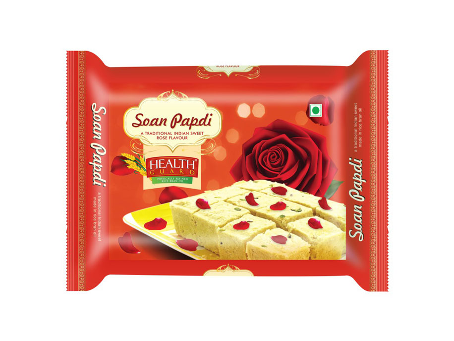 Rose Soan Papdi(250g)