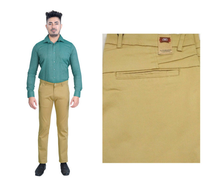 FSPL UTD MIX 5-GOLDEN CASUAL TROUSER