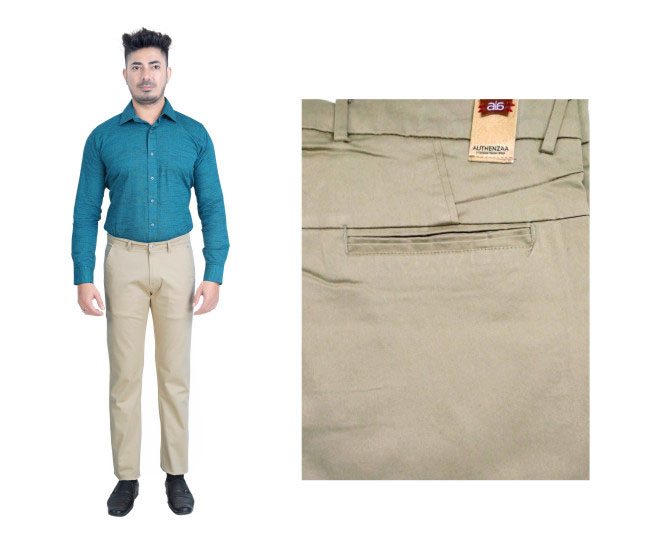 FSPL UTD MIX 6-SKIN CASUAL TROUSER