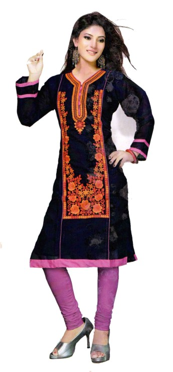 SUPER STAR - Dn 2005 Stitched Kurti