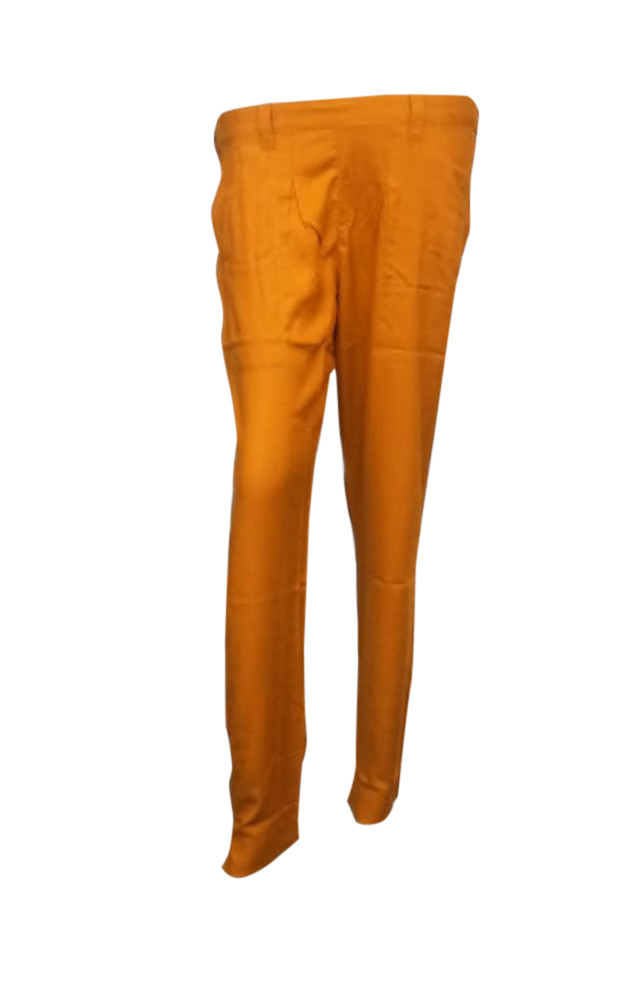 SOMAYA D NO 13-YELLOW WMN PANT